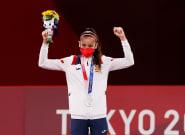 Adriana Cerezo logra la plata en la final de taekwondo en los Juegos de