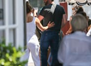 Jennifer Lopez Posts Makeout Pic With Ben Affleck, Finally Confirming Their