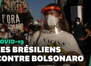 La destitution de Bolsonaro, le mot d'ordre de milliers de Brésiliens dans les