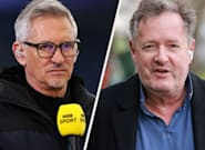 Gary Lineker Speaks For All Of Us After Piers Morgan Claims 'No One Cares' About The Tokyo
