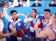 La historia de superación del gimnasta ruso al lograr el oro tres meses después de romperse el tendón de
