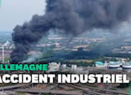 Explosion dans une usine chimique dans l'ouest de
