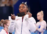 Simone Biles se lesiona y se queda fuera de la final de gimnasia artística por