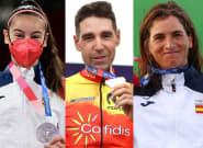 Los tres medallistas españoles, de cerca: así es el día a día que les ha llevado al