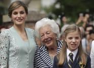 Muere la abuela de la reina Letizia, Menchu Álvarez del Valle, a los 93