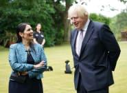 Boris Johnson Under Fire From Business Chief Over Hi-Viz 'Chain Gangs'