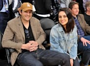 Mila Kunis, Ashton Kutcher Say They Only Bathe Kids When They Look