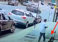 Man Survives Massive Fireball Erupting From NYC Sidewalk