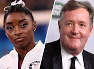 Piers Morgan Trashes Simone Biles' Mental Health Stance In Separate