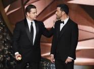 Matt Damon Reveals How His Feud With Jimmy Kimmel First Got