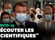 Vaccin: Macron se vante d'