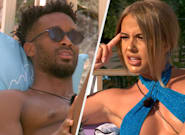 Love Island Fans Demand Justice For Teddy After He's Stitched Up By Casa Amor's Postcard