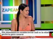 Cristina Pedroche cuenta por qué forzó casarse a los 26