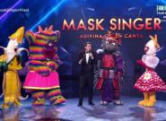 Erizo se proclama ganador de 'Mask Singer' y se corona con el