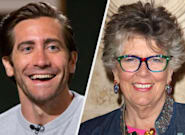 Jake Gyllenhaal's Love Of Bake Off And Prue Leith Is As Pure As The Show