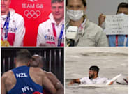 Slaps, Snaps And Mishaps: 23 WTF Moments From The Tokyo Olympics' Eventful First