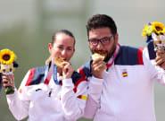 Primer oro para España en Tokio: Fátima Gálvez y Alberto Fernández ganan la final de