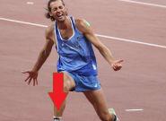 El gesto del italiano Gianmarco Tamberi ha dado la vuelta al mundo, pero sus calcetines