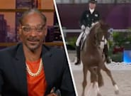 Snoop Dogg Offering His Commentary On Dressage Is One Of The Highlights Of The Olympics So