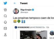 El dueño del ticket de los 4.000 euros escribió hace tiempo a Errejón y ahora él se la