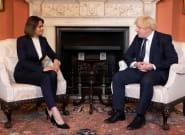 Boris Johnson Tells Belarus Opposition Leader The UK Is 'On Your