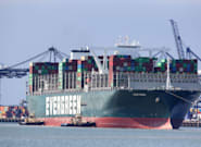 Suez Canal Disaster Ship Finally Arrives In The