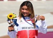 Meet Sky Brown, Team GB's Youngest Ever Olympic