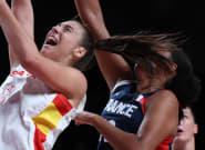 La selección femenina de baloncesto se deja las medallas en los últimos