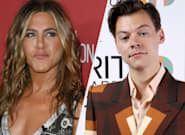 Jennifer Aniston's Reaction To Wearing The Same Suit As Harry Styles Is Just