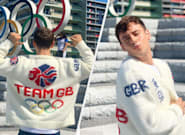 Tom Daley Has Finished His Olympic Cardigan And Now We Want