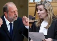 Eric Dupond-Moretti visé par une plainte de Nathalie Tomasini pour