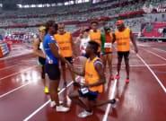Jeux paralympiques: un guide demande sa sprinteuse en