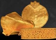 Au Danemark, un trésor en or pré-Viking découvert par un archéologue