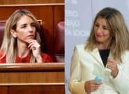 Revuelo en Twitter por el comentario que ha hecho Álvarez de Toledo sobre Yolanda