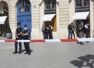 Une bijouterie braquée place Vendôme, des suspects interpellés après une