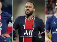 Bruges-PSG: Messi, Neymar, Mbappé le trio de rêve enfin