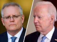 Joe Biden Calls Australian PM 'That Fella Down Under' In Awkward