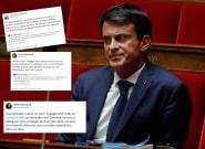 13-Novembre: Manuel Valls porte plainte contre