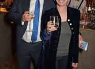 GB News' Simon McCoy And Dynasty Star Emma Samms Announce
