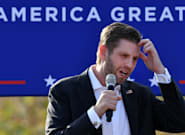 Eric Trump Asks Question About His Dad, Gets The Same Stinging