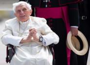 Benedicto XVI dice que el matrimonio gay es