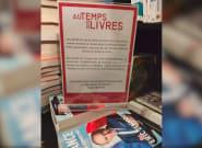 Livre de Zemmour: une librairie reverse les recettes à une asso d'aide aux