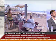 Javier Ruiz se despide de 'Cuatro al día' con un monumental repaso que causa revuelo en