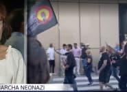 Telecinco se lleva el aplauso de muchos por este rótulo sobre la manifestación neonazi en