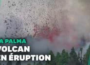 Canaries: Le volcan Cumbre Vieja entre en éruption sur l'île de La