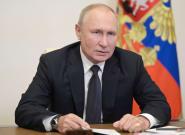 En Russie, le parti de Poutine remporte largement les