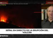 Quien se ha fijado ha corrido a compartirlo: el libro detrás de este vulcanólogo en Antena
