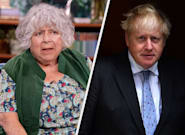 Miriam Margolyes Says She 'Wouldn't Mind If Boris Johnson Was Castrated' As She Takes Aim At PM