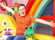 'What A Superstar!': New CBeebies Presenter George Webster Is Already A