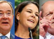 Estos son los tres candidatos que aspiran a suceder a Angela Merkel en